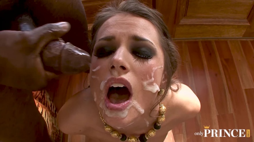 Tori Black Feels The Power Of The Prince