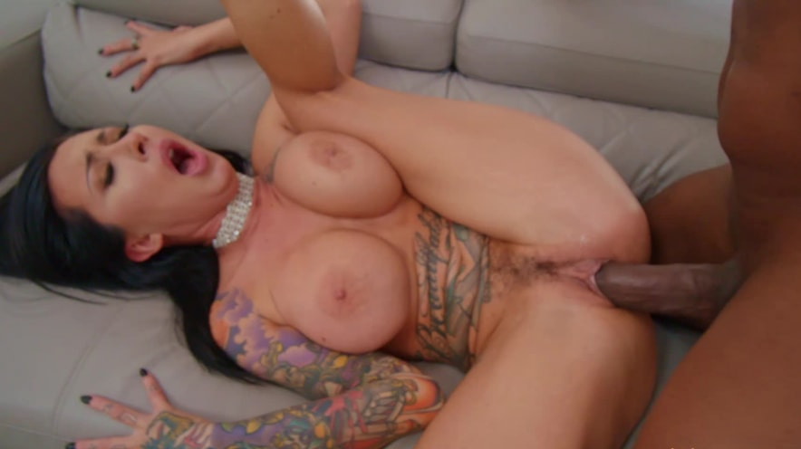 Lily Lane Does Her First Interracial Scene With Only Prince
